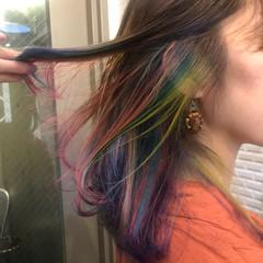 夏 涼しげ 大人かわいい ヘアアレンジ ヘアスタイルや髪型の写真・画像