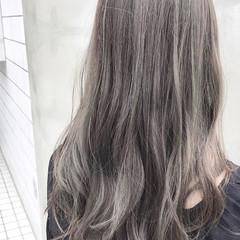 ロング ナチュラル デート アンニュイほつれヘア ヘアスタイルや髪型の写真・画像