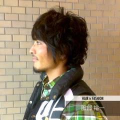 黒髪 セクシー ストリート かっこいい ヘアスタイルや髪型の写真・画像