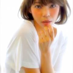 ストリート 愛され モテ髪 フェミニン ヘアスタイルや髪型の写真・画像