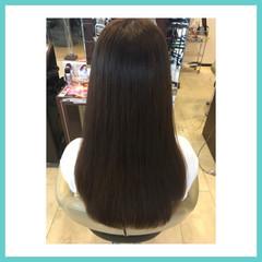 フェミニン ロング ヘアスタイルや髪型の写真・画像