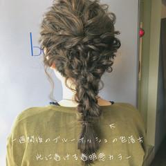 ミディアム 大人かわいい パーティ 夏 ヘアスタイルや髪型の写真・画像