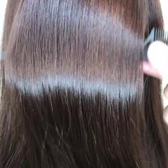 ツヤ髪 髪質改善トリートメント 外国人風カラー トリートメント ヘアスタイルや髪型の写真・画像