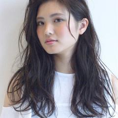 モード ナチュラル 大人かわいい 大人女子 ヘアスタイルや髪型の写真・画像