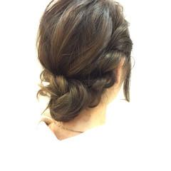 ショート デート セミロング ナチュラル ヘアスタイルや髪型の写真・画像