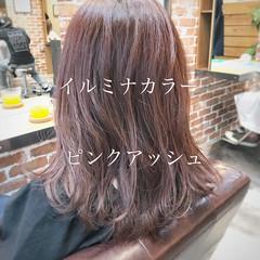 デート ナチュラル 簡単ヘアアレンジ アウトドア ヘアスタイルや髪型の写真・画像