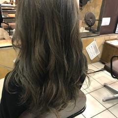 ナチュラル ロング デート 透明感 ヘアスタイルや髪型の写真・画像