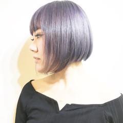 色気 ストリート 小顔 こなれ感 ヘアスタイルや髪型の写真・画像