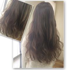 ストリート 大人かわいい ゆるふわ フェミニン ヘアスタイルや髪型の写真・画像