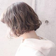 ナチュラル 冬 こなれ感 外国人風 ヘアスタイルや髪型の写真・画像