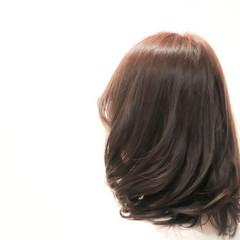 ナチュラル可愛い デート ミディアム 可愛い ヘアスタイルや髪型の写真・画像