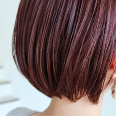 透明感 イルミナカラー キュート フェミニン ヘアスタイルや髪型の写真・画像