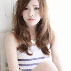 大人かわいい コンサバ モテ髪 フェミニン ヘアスタイルや髪型の写真・画像