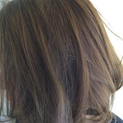 秋 透明感 ガーリー オフィス ヘアスタイルや髪型の写真・画像