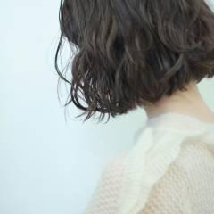 黒髪 ヘアアレンジ ショート ストリート ヘアスタイルや髪型の写真・画像