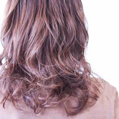 無造作パーマ パーマ ワンカールパーマ パーマ ヘアスタイルや髪型の写真・画像