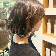 大人女子 ボブ モテボブ 切りっぱなしボブ ヘアスタイルや髪型の写真・画像