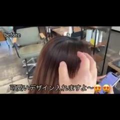 3Dハイライト ブリーチオンカラー ロング 可愛い ヘアスタイルや髪型の写真・画像