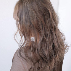 髪質改善 髪質改善トリートメント 髪質改善カラー ナチュラル ヘアスタイルや髪型の写真・画像