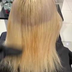 ストリート ロング ウルフカット ショートヘア ヘアスタイルや髪型の写真・画像