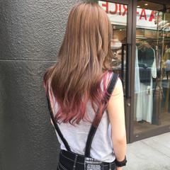 外国人風カラー エレガント アッシュ グレージュ ヘアスタイルや髪型の写真・画像