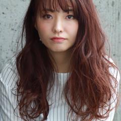 アンニュイほつれヘア デート ロング ヘアアレンジ ヘアスタイルや髪型の写真・画像
