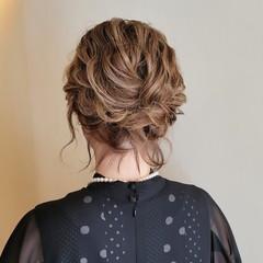 結婚式 ボブアレンジ ボブ ヘアアレンジ ヘアスタイルや髪型の写真・画像