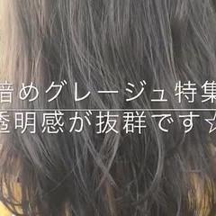 ナチュラル 冬 モテ髪 透明感 ヘアスタイルや髪型の写真・画像