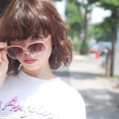 ストリート 外国人風 パーマ ヘアスタイルや髪型の写真・画像