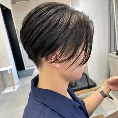 メンズカット メンズ ショート メンズショート ヘアスタイルや髪型の写真・画像