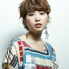 ピュア ガーリー ショート 外国人風 ヘアスタイルや髪型の写真・画像