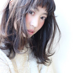 フェミニン 春 ハイライト 大人かわいい ヘアスタイルや髪型の写真・画像