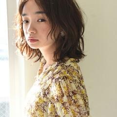 大人かわいい ミルクティー ニュアンス 外国人風 ヘアスタイルや髪型の写真・画像