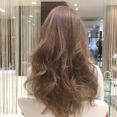 ナチュラル ヘアアレンジ ロング 艶髪 ヘアスタイルや髪型の写真・画像