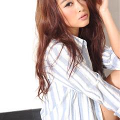 かっこいい ゆるふわ 大人かわいい フェミニン ヘアスタイルや髪型の写真・画像