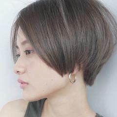 ストリート ブリーチ ショート ショートボブ ヘアスタイルや髪型の写真・画像