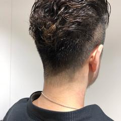 メンズ メンズカット メンズスタイル ストリート ヘアスタイルや髪型の写真・画像