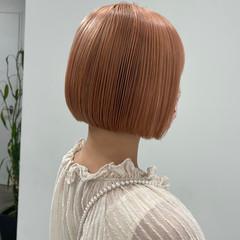 ショートヘア ショートボブ ミニボブ ばっさり ヘアスタイルや髪型の写真・画像
