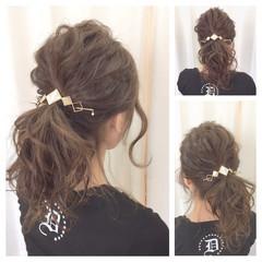 大人女子 パーティ 結婚式 アップスタイル ヘアスタイルや髪型の写真・画像