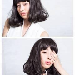 ナチュラル 大人かわいい ミディアム ヘアスタイルや髪型の写真・画像
