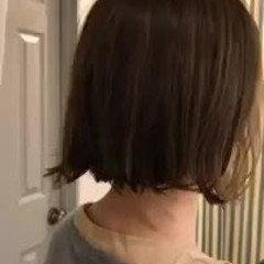 インナーカラー ショート ナチュラル 色気 ヘアスタイルや髪型の写真・画像