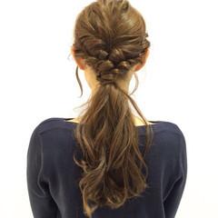 ふわふわ くるりんぱ 大人かわいい ロング ヘアスタイルや髪型の写真・画像