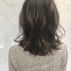 ストリート 暗髪 色気 ゆるふわ ヘアスタイルや髪型の写真・画像