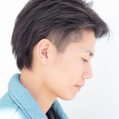 刈り上げ ショート メンズ ボーイッシュ ヘアスタイルや髪型の写真・画像