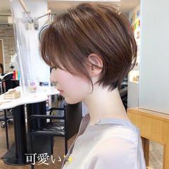 ショートヘア 大人ショート マッシュショート ベリーショート ヘアスタイルや髪型の写真・画像