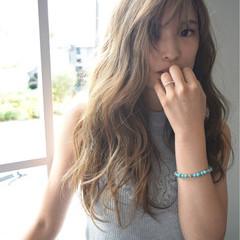 ゆるふわ 外国人風 渋谷系 アッシュ ヘアスタイルや髪型の写真・画像