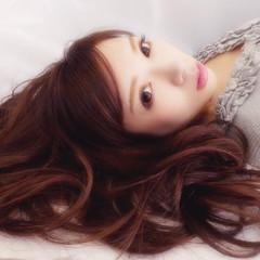 ロング ゆるふわ 大人かわいい ブラウンベージュ ヘアスタイルや髪型の写真・画像