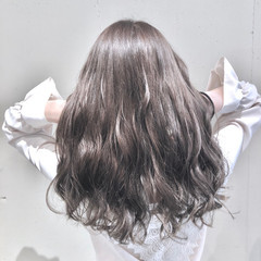 ハイライト 外国人風カラー ミルクティーベージュ 女子力 ヘアスタイルや髪型の写真・画像