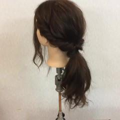 結婚式 フェミニン 大人女子 ロング ヘアスタイルや髪型の写真・画像