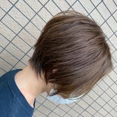 ショートカット ハンサムショート 丸みショート ショート ヘアスタイルや髪型の写真・画像